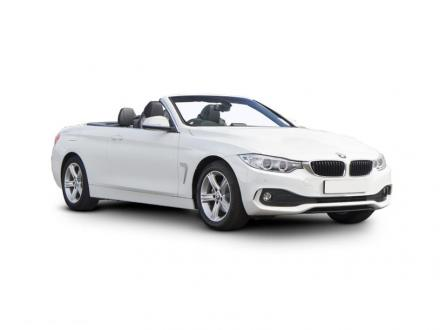 BMW 4 Series Diesel Convertible 420d [190] Sport 2dr Auto [Business Media]