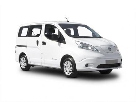 Nissan E-nv200 Combi Electric Estate 80kW Visia 40kWh 5dr Auto [7 Seat]