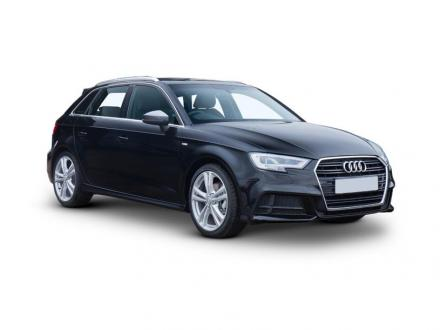Audi A3 Diesel Sportback 35 TDI Black Edition 5dr [Tech Pack]
