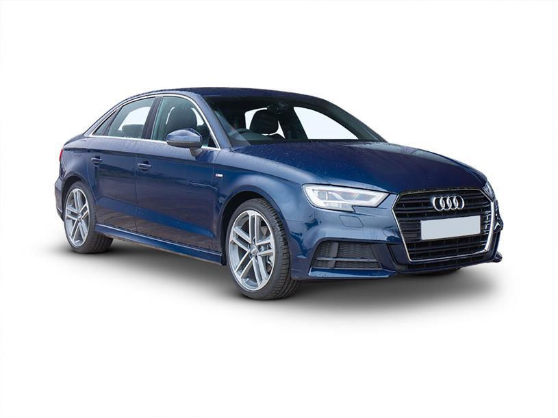 Audi A3 Diesel Saloon 35 TDI S Line 4dr S Tronic [Tech Pack]