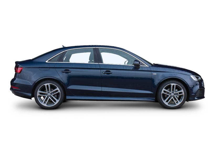 Audi A3 Saloon 35 TFSI Black Edition 4dr