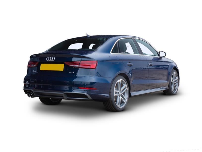 Audi A3 Saloon 35 TFSI Black Edition 4dr [Tech Pack]