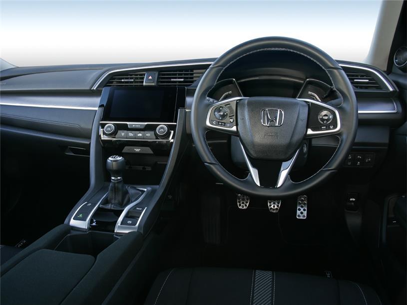 Honda Civic Saloon 1.0 VTEC Turbo EX 4dr CVT
