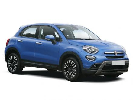 Fiat 500x Hatchback 1.3 Cross Plus 5dr DCT