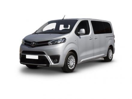 Toyota Proace Verso Diesel Estate 1.5D Combi Medium 5dr