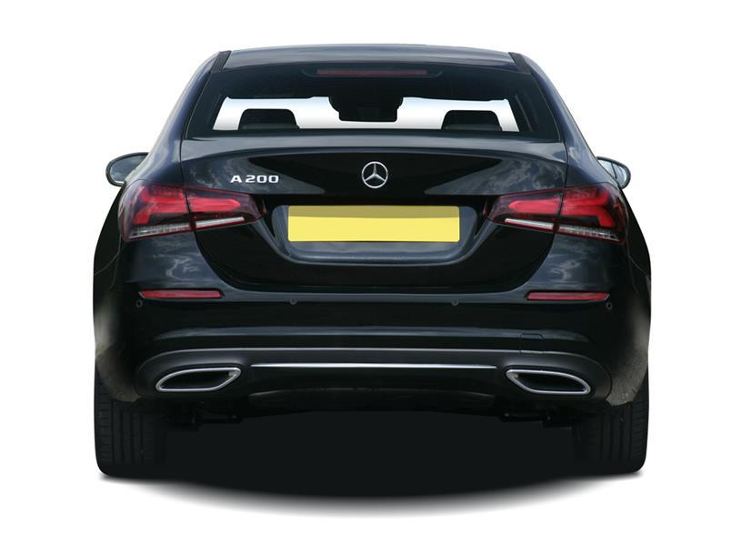 Mercedes-benz A Class Saloon A220 4Matic AMG Line 4dr Auto
