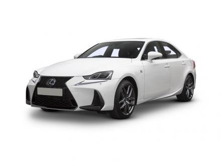 Lexus Is Saloon 300h 4dr CVT Auto [Comfort Pack]