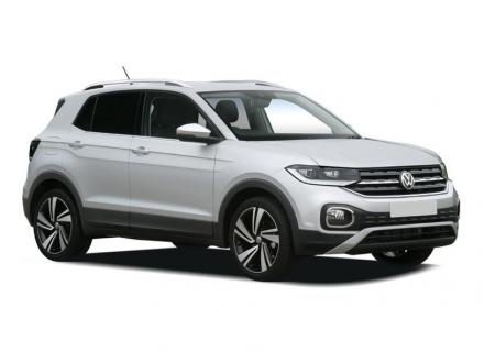 Volkswagen T-cross Estate 1.0 TSI 115 SE 5dr DSG