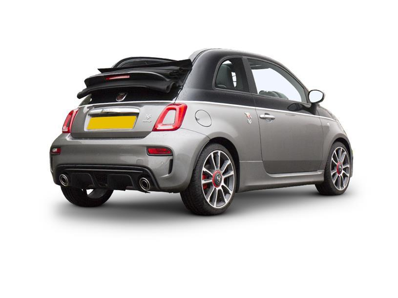 Abarth 595c Convertible Special Edition 1.4 T-Jet 180 Essesse 70th Anniversary 2dr