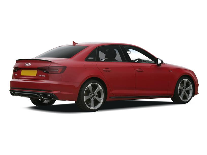 Audi A4 Diesel Saloon 30 TDI Black Edition 4dr S Tronic [Comfort+Sound]