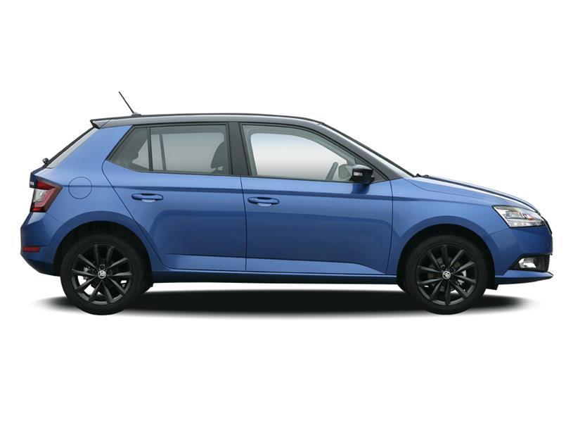 Skoda Fabia Hatchback 1.0 MPI SE 5dr