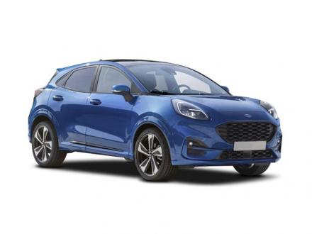 Ford Puma Hatchback Special Editions 1.0 EcoBoost Hybrid mHEV Titanium First Ed 5dr