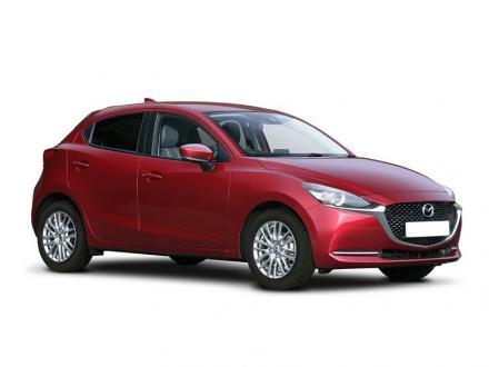 Mazda Mazda2 Hatchback 1.5 Skyactiv-G Sport Nav 5dr Auto
