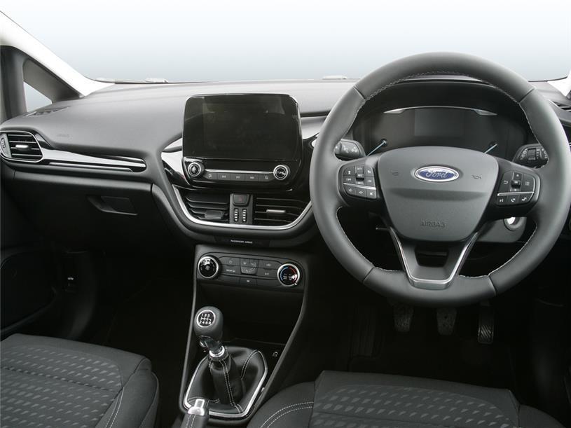 Ford Fiesta Hatchback 1.0 EcoBoost 95 ST-Line Edition 5dr