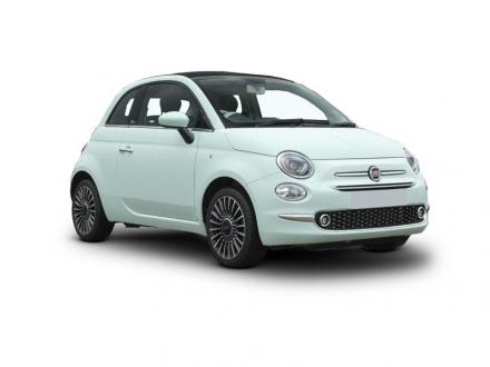 Fiat 500c Convertible 1.2 Lounge [Dolcevita Pack] 2dr Dualogic