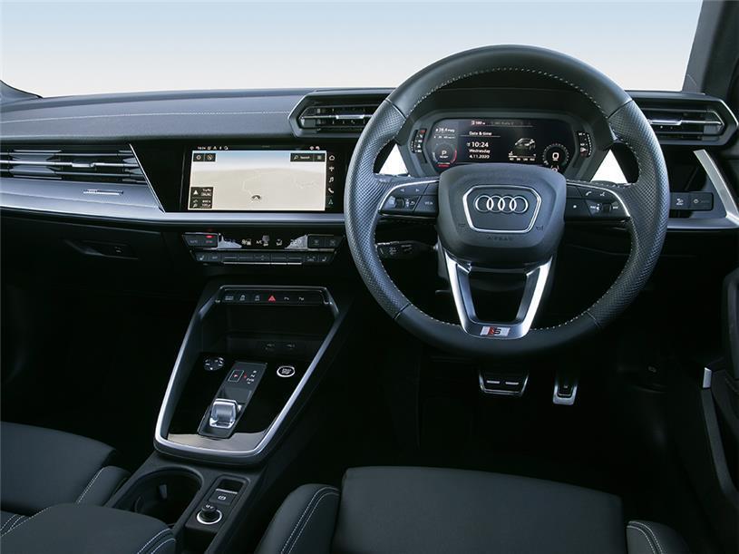 Audi A3 Saloon 35 TFSI Edition 1 4dr