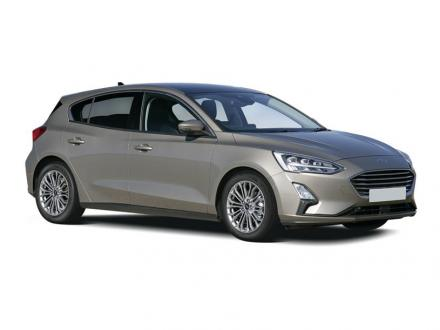Ford Focus Hatchback 1.0 EcoBoost Hybrid mHEV 155 Active X Edition 5dr