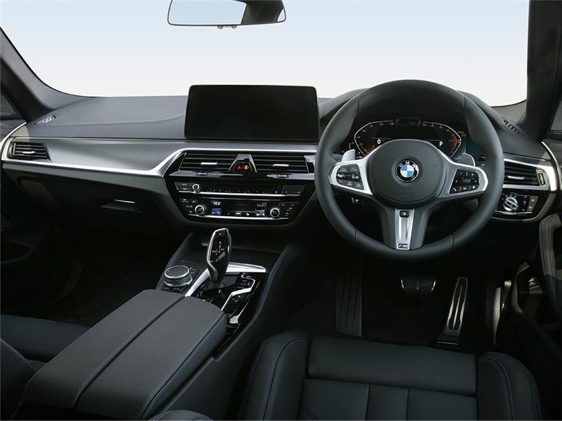 BMW 5 Series Diesel Saloon 520d xDrive MHT M Sport 4dr Step Auto