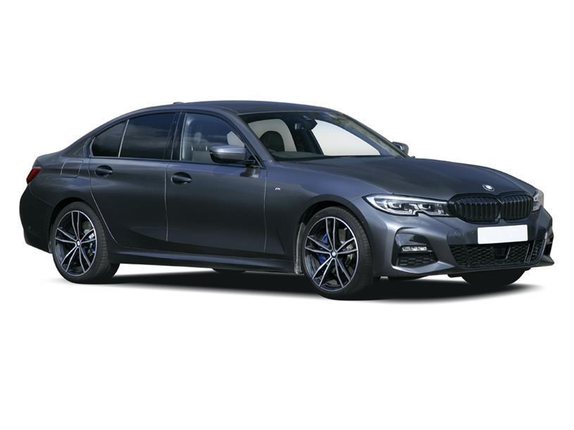 BMW 3 Series Diesel Saloon 320d MHT M Sport 4dr Step Auto [Pro Pack]