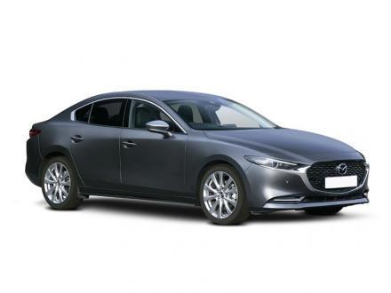 Mazda Mazda3 Saloon 2.0 e-Skyactiv-X MHEV [186] GT Sport 4dr
