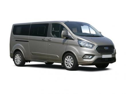 Ford Tourneo Custom L2 Diesel Fwd 2.0 EcoBlue 105ps Low Roof 9 St [RAS]