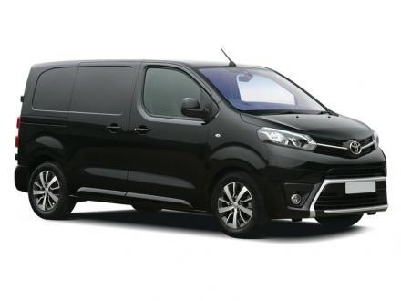Toyota Proace Compact Diesel 1.5D 100 Active Van